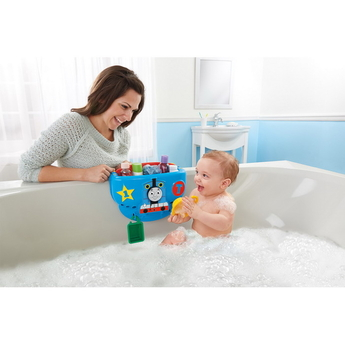 Музикална поставка за баня Thomas & Friends, Whistle 'n Wash Storage Caddy, BGN96