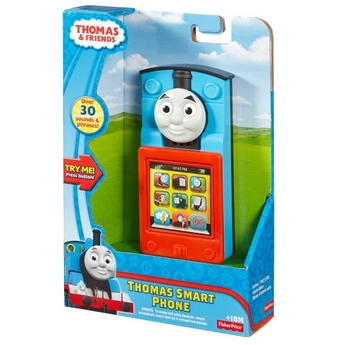 Музикален Телефон ТОМАС от серията Preschool, Thomas Smart Phone, BLN55