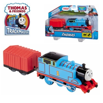 Влакче ТОМАС Thomas & Friends Motorized THOMAS от серията TrackMaster™ BML06