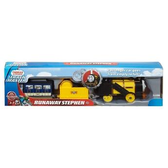 Влакче СТИВЪН Thomas & Friends Motorized Runaway Stephen от серията TrackMaster, FJK54