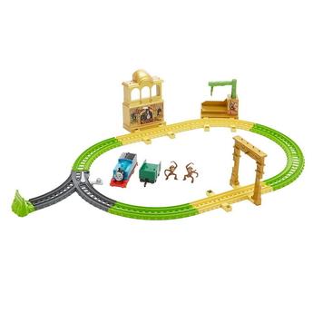 Игрален комплект Маймунско царство Thomas & Friends Monkey Palace от серията TrackMaster, FXX65