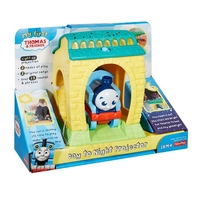 Забавна играчка-прожектор Thomas & Friends, My First Get Up & Glow Thomas Night Light, FFX55