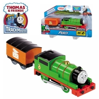 Влакче ПЪРСИ Thomas & Friends Motorized PERCY от серията TrackMaster™ BML07