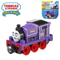 Влакче ЧАРЛИ Thomas & Friends CHARLIE от серията Take-n-Play, Fisher Price CBL79