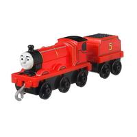Влакче ДЖЕЙМС Thomas & Friends James от серията TrackMaster Push Along, FXX21