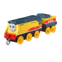 Влакче РЕБЕКА Thomas & Friends Rebecca от серията TrackMaster Push Along, FXX27