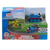 Игрален комплект Вятърна мелница Thomas & Friends Thomas and the Windmill от серията TrackMaster Push Along, GFF09
